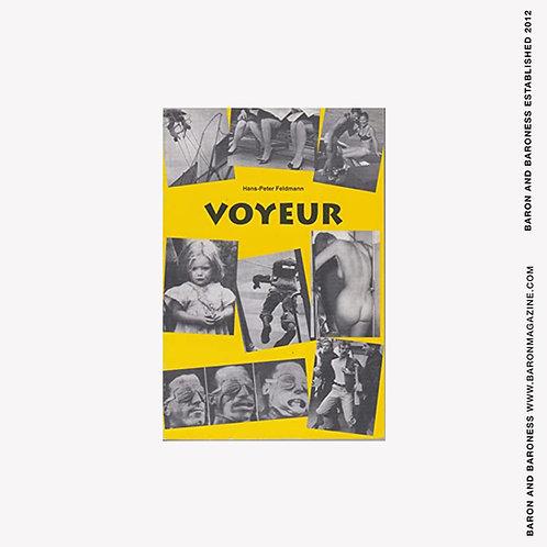 VOYEUR Hans Peter Feldman (Yellow Cover)