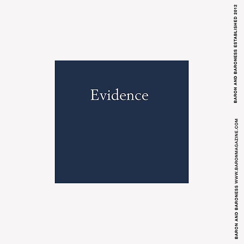 Larry Sultan: Evidence