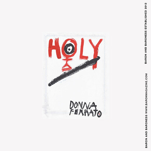 Holy by Donna Ferrato