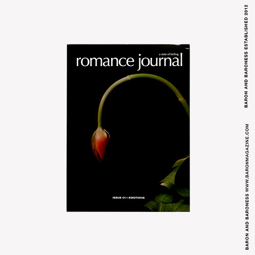 ROMANCE JOURNAL, 01