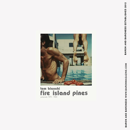 Tom Bianchi: Fire Island Pines : Polaroids 1978-1983