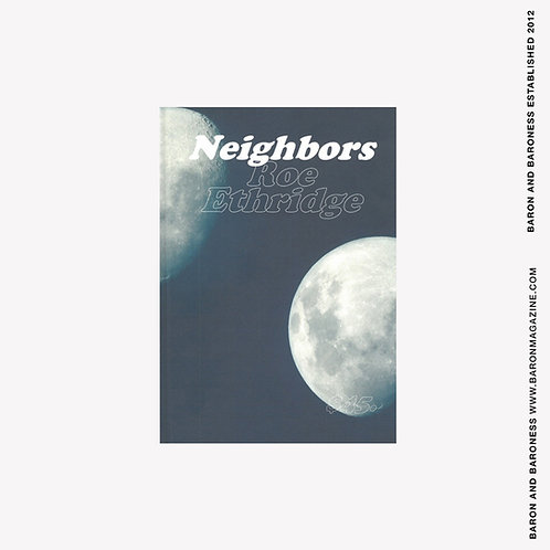 ROE ETHRIDGE Neighbours - Signed copy