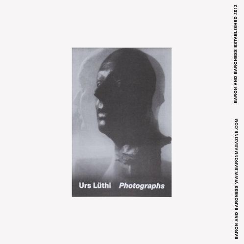URS LÜTHI , Photographs