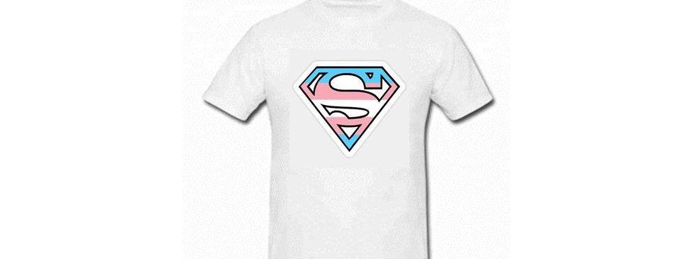 """Supertrans"" SS T-Shirt - White"