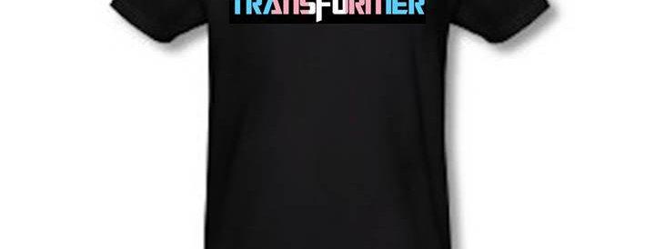 """""""Transformer"""" SS T-Shirt - Black"""