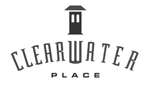 Clearwater Place Reception Hall Grand Rapids, MI Logo