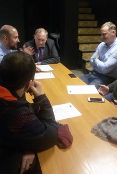 6 декабря состоялось очередное заседание Совета Псковского регионального отделения «ОПОРЫ РОССИИ»
