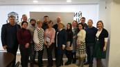 Прошли первые встречи «учащихся» Академии молодых предпринимателей с псковскими бизнесменами .