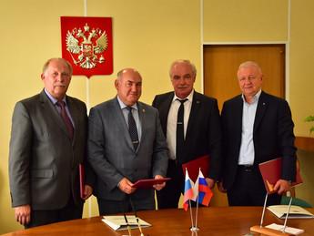 Отделение Банка России и Торгово-промышленная палата Псковской области подписали соглашение о сотруд