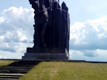 """Первый этап проекта """"Природного исторического комплекса- от Александра Невского до наших дней&q"""