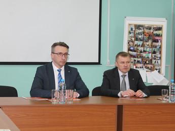 Глава «ОПОРЫ РОССИИ» Александр Калинин провел рабочую встречу с активом Тульского регионального отде