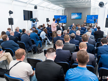 Президент «ОПОРЫ РОССИИ» выступил на дискуссионной площадке «Экономика роста» в рамках первой конфер