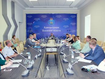 Псковское региональное отделение «ОПОРЫ РОССИИ» на заседание Консультационно-экспертного Совета при
