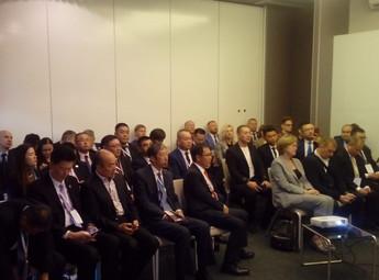 Делегация Псковского Регионального отделения «ОПОРЫ РОССИИ» принимает участие в XV съезде лидеров.