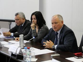 """В """"ОПОРЕ РОССИИ"""" обсудили взаимодействие региональных и международных представителей"""