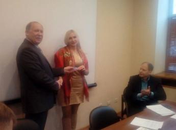 Итоги Совета Регионов и принятие новых членов Псковского отделения Опоры России