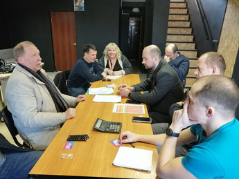 Прошло заседание Совета Псковского регионального отделения «ОПОРЫ РОССИИ».