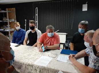 Работу на перспективу обсудили в Псковском региональном отделении «Опоры России».