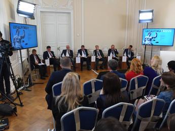 Президент «ОПОРЫ РОССИИ» принял участие в работе Петербургского международного юридического форума
