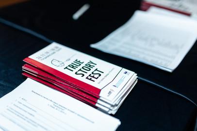 «True Story Fest» впервые прошел в ПСКОВЕ 26 ноября.