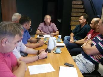 28 августа состоялось заседание Совета Псковского регионального отделения «Опоры России».