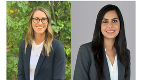 BREAA Student Fellowship Winners | Blair Evans & Riya Luthra