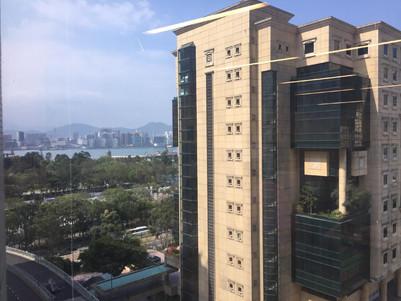 原來銅鑼灣有間自修室可以睇到海景!