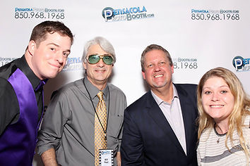 Pensacola Photo Booth team