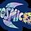 Thumbnail: Cosmic Spaceship Magnet