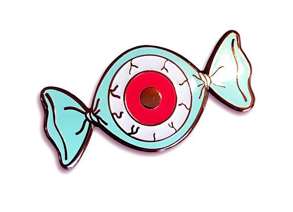 Original Eye Candy Pin