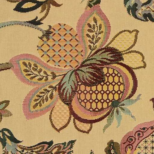Ibiza Tapestry | Cranberry
