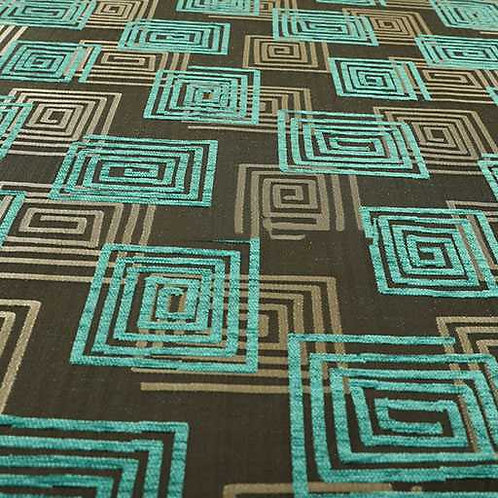 Yorkshire Chenille Designs | Tinto Blue Teal