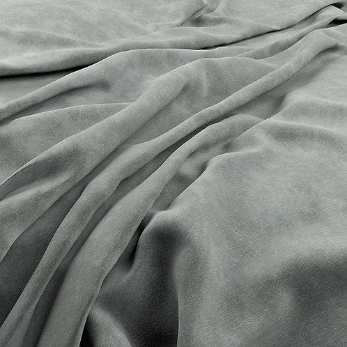 Textured Velvet | Cement