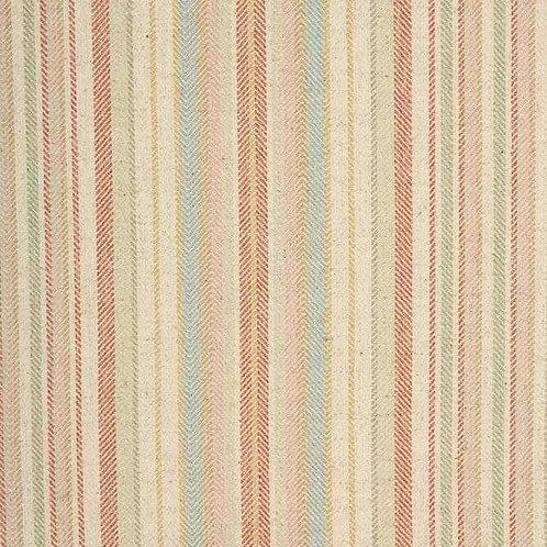 Newent Stripe | Terracotta