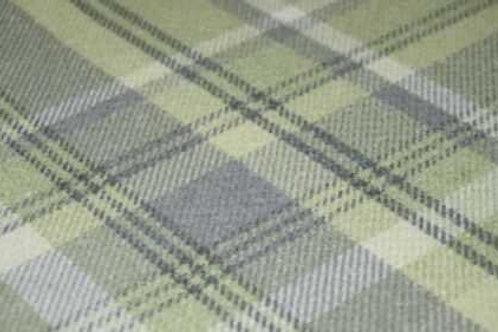 Premium Balmoral Tartan | Sage Green