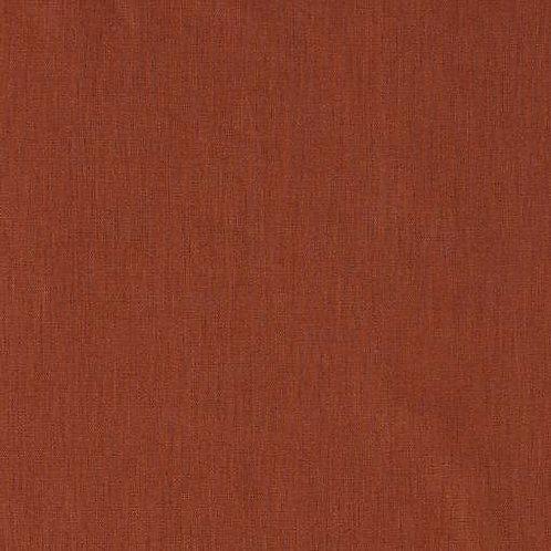 Plain Linen | Rust