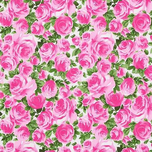 Cotton Poplin | Rose Beauty | Pink