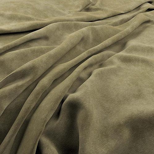Textured Velvet | Celery
