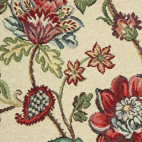 Norfolk Tapestry   Red