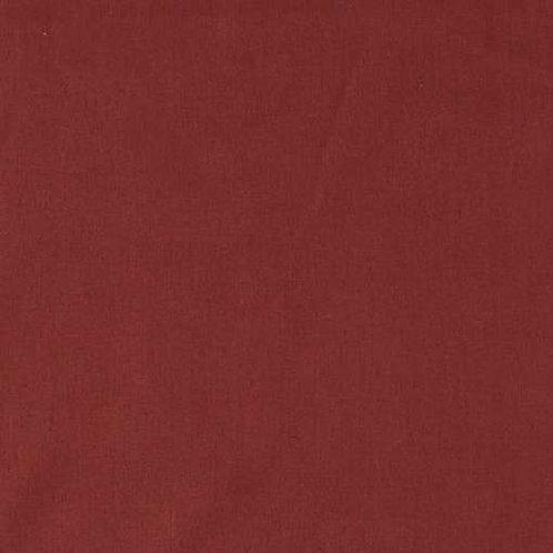 Plain Linen   Dark Rouge