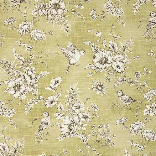 Finch Toile | Willow
