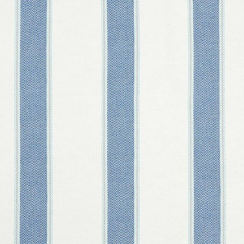 Outdoor Fabric Stripes | Blue