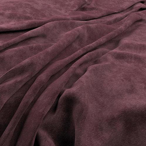 Textured Velvet | Aubergine