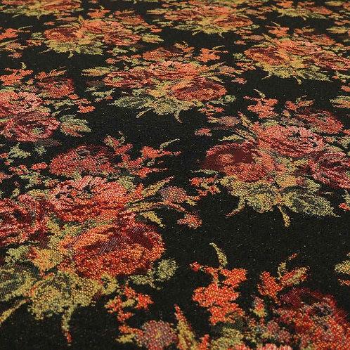 Floral Designs | CTR-362 Black
