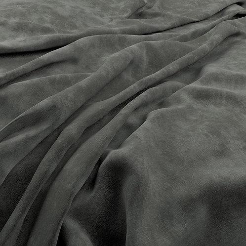 Textured Velvet   Asphalt