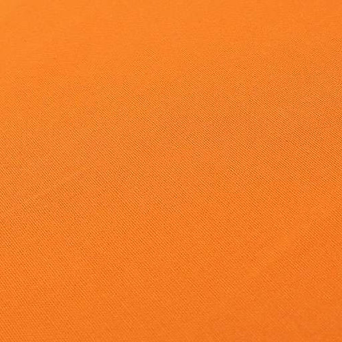 Cotton Twill | Orange