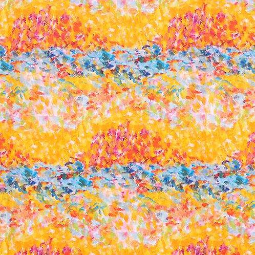 Waterproof Dralon | Impressionist Orange
