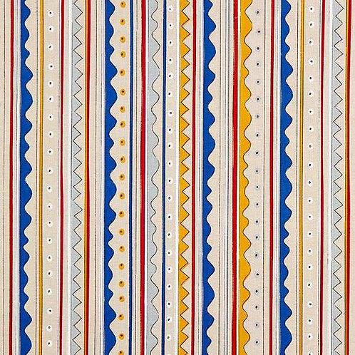 Decor | Panama Colourful Stripes