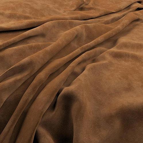 Textured Velvet | Ochre