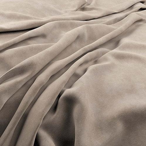 Textured Velvet   Almond